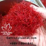 Selling the best pure and organic saffron in Europe
