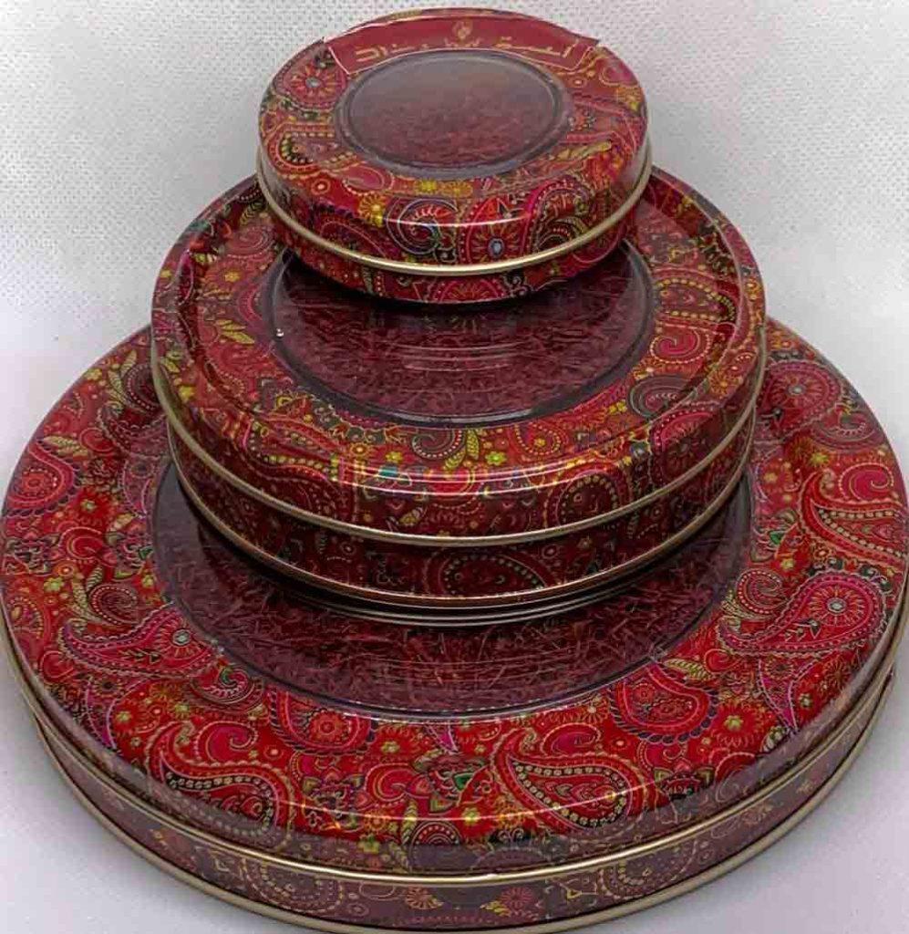 saffron packaging Khatam